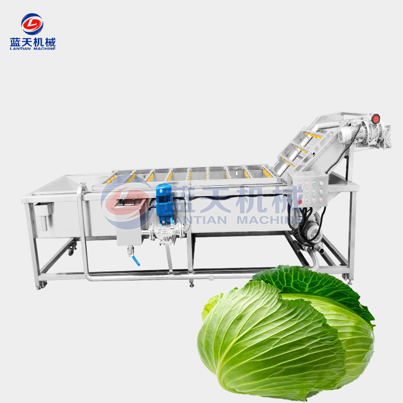 Cabbage Washing Machine