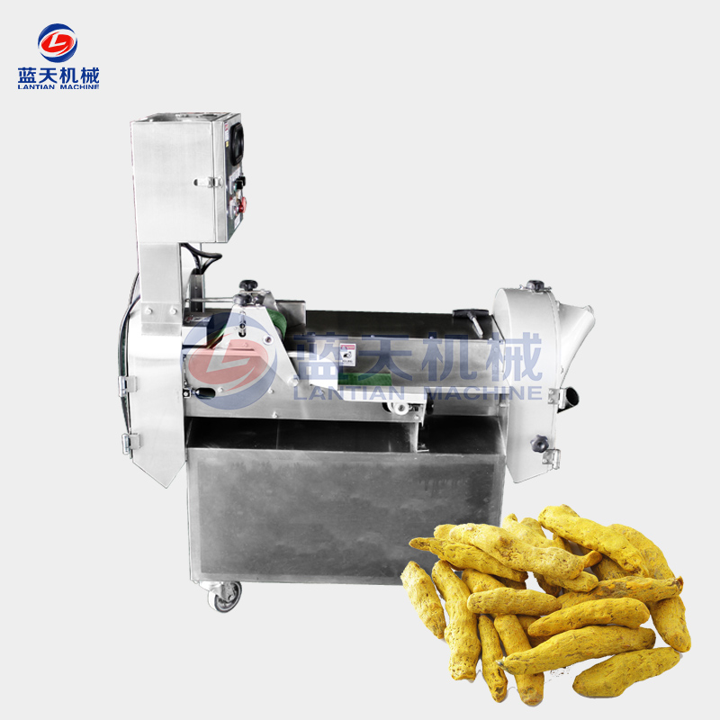 Turmeric Slicing Machine