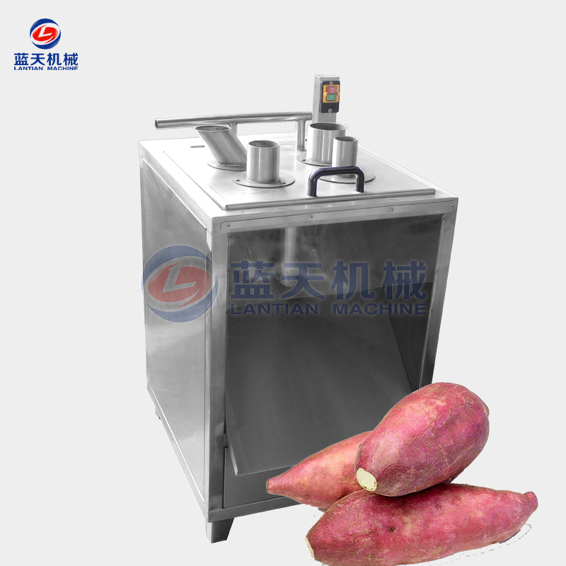 Sweet Potato Slicing Machine