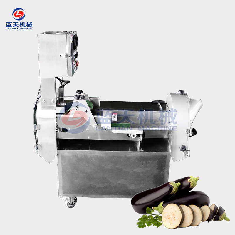 Eggplant Slicing Machine