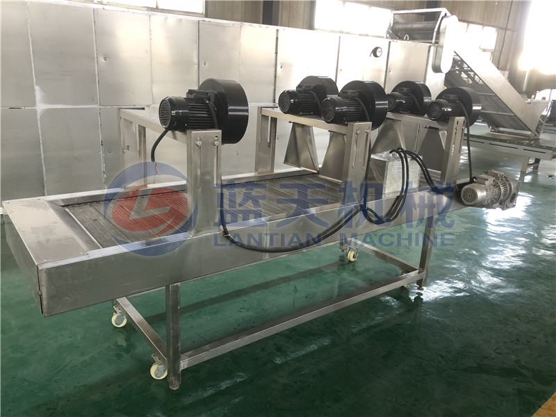 Our wind drying machine have high efficiency and stable performance, which are loved by customers