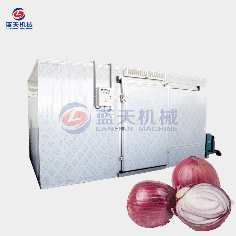 Cold Storage For Onion