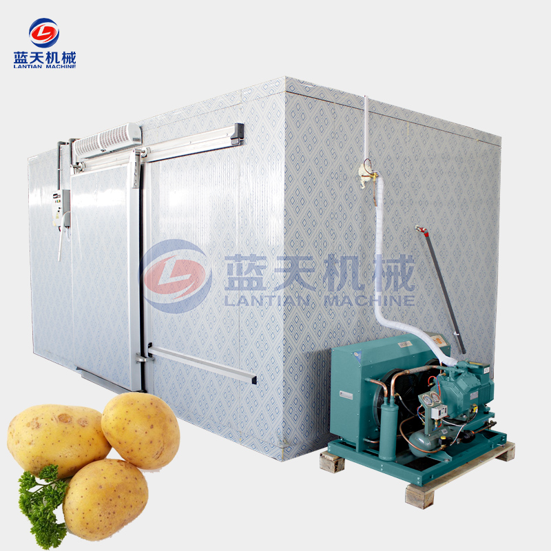 Potatoes Cold Storage