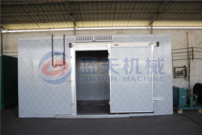 Our potato cold storage in Agra is well recognized,and our potatoes cold storage refrigeration effect is good
