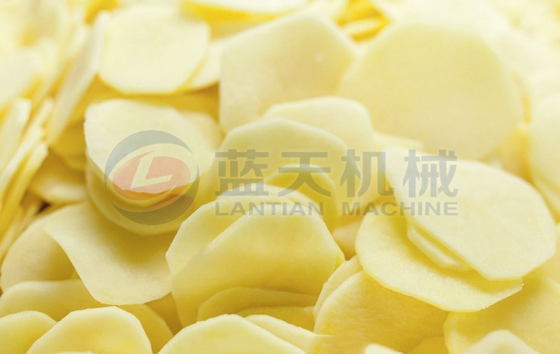 our potatoes dryer machine can keeps edible value well.