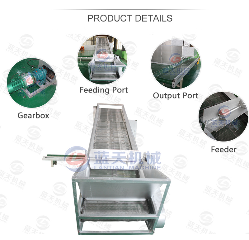 Our arugula dryer machine price is reasonable,and arugula drying machine is carefully designed and developed by designers